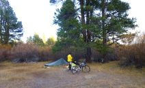 Camp 1, Prosser Creek area