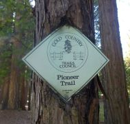 Pioneer Trail along Hwy 20