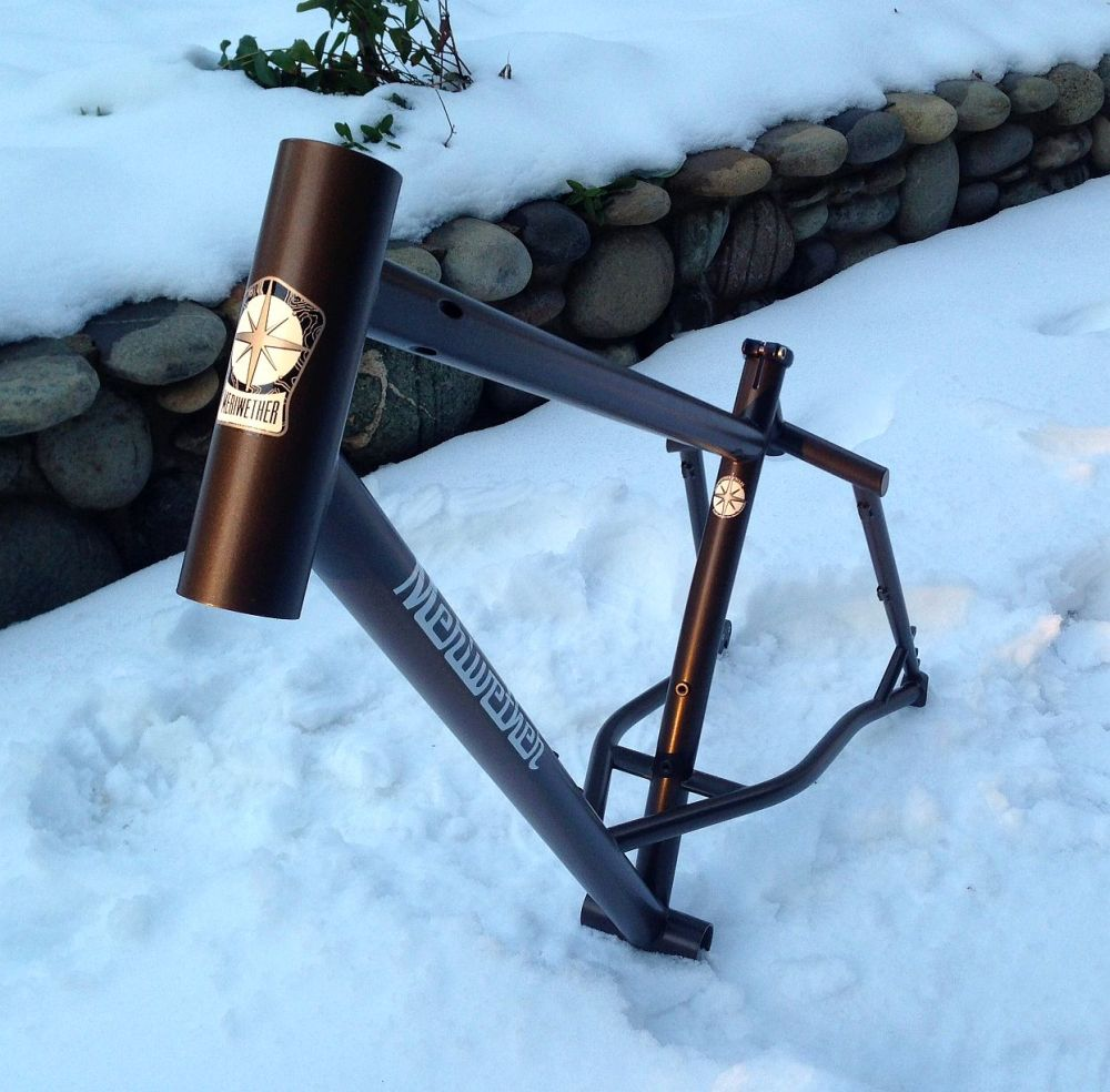 Elevated chainstay fatbike (1/6)