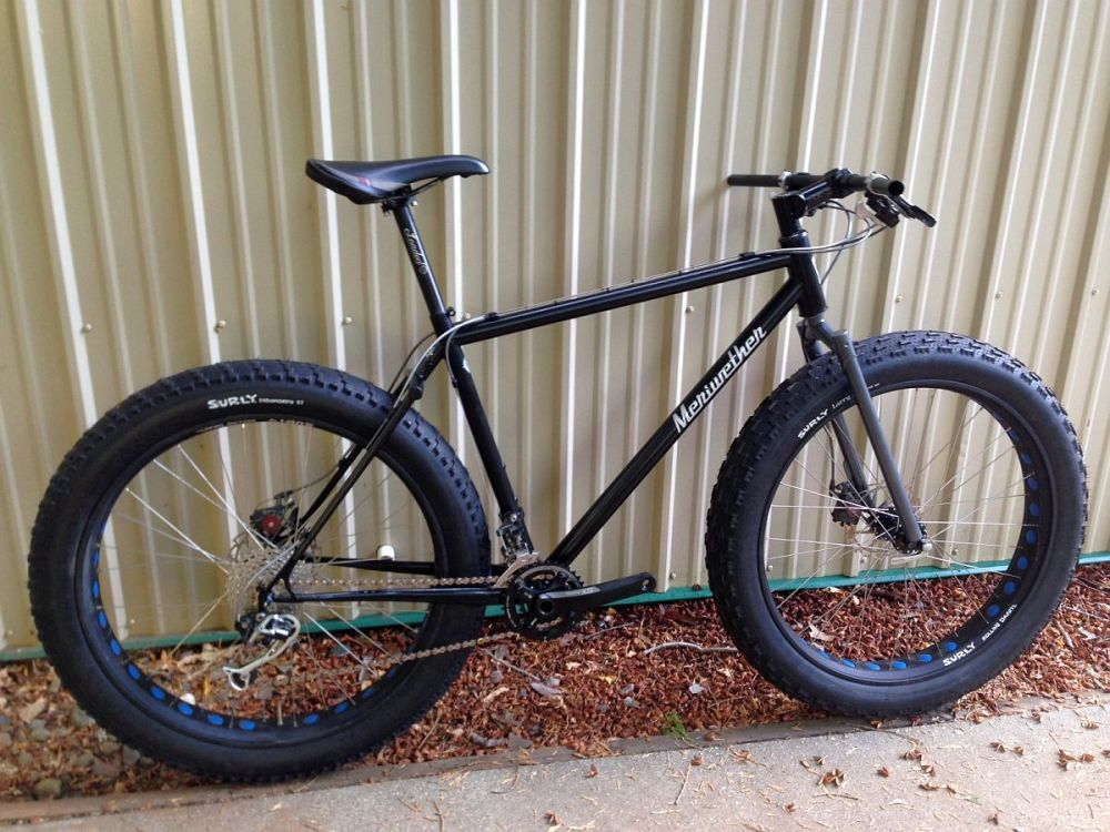 Elevated chainstay fatbike (6/6)