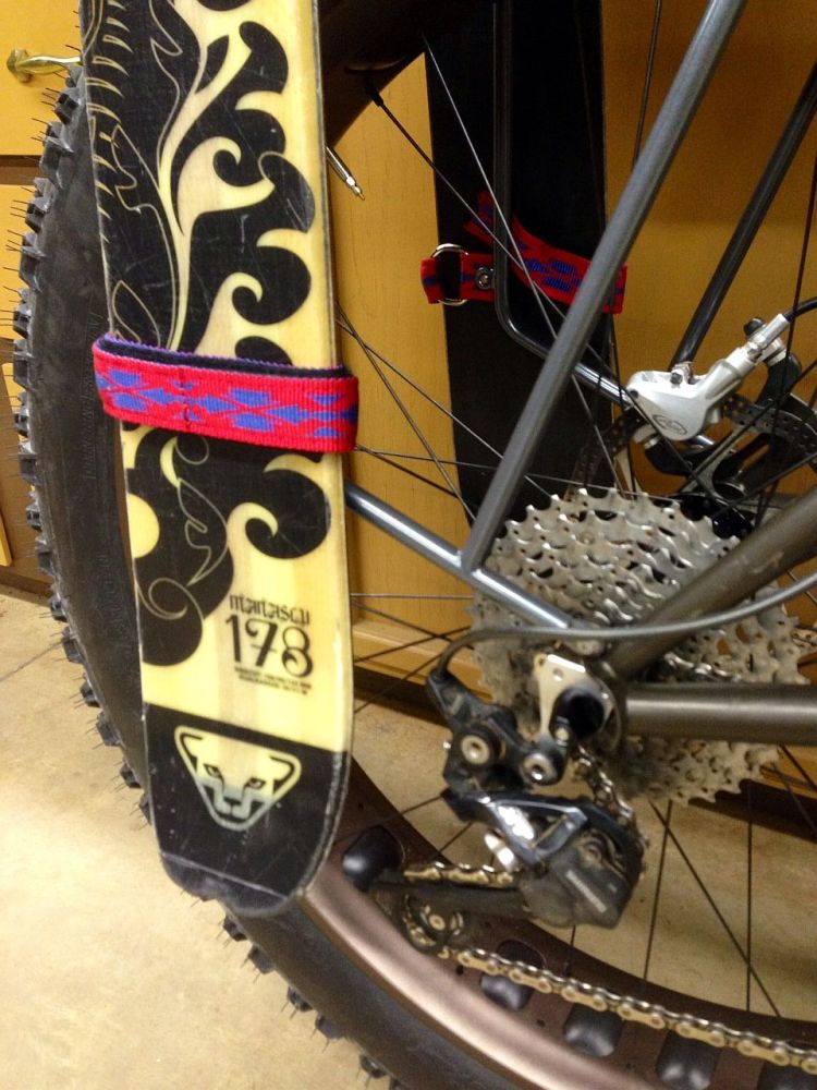 Elevated chainstay fatbike (4/6)