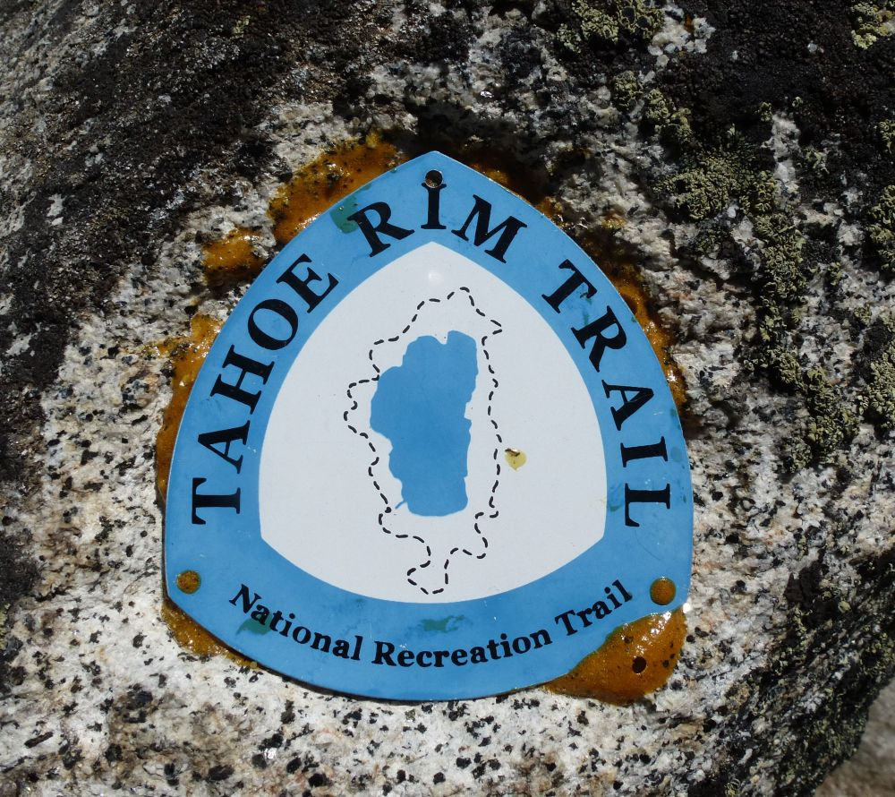 Tahoe Rim Trail tour (1/6)