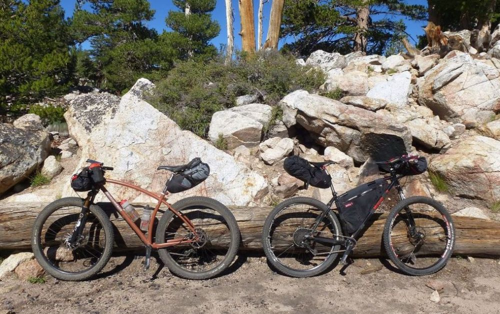 Tahoe Rim Trail tour (2/6)