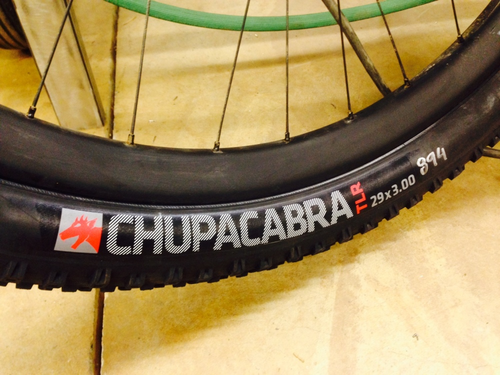 Bontrager Chupacabra 29+ tires (3/6)
