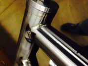more headtube welds